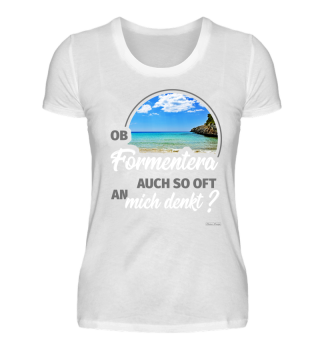 Ob Formentera auch so oft an mich denkt?
