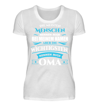 Oma Großmutter Omi Name
