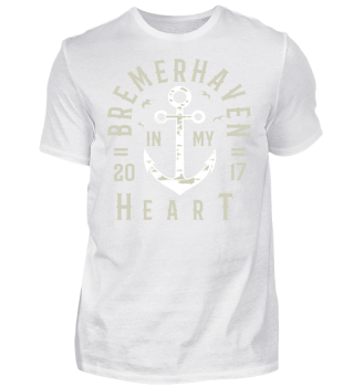 Bremerhaven in my Heart Shirt