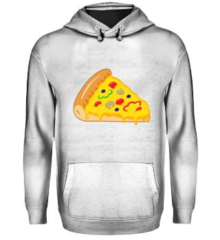 Pizza Pizzen Pizzastück Pizzalove