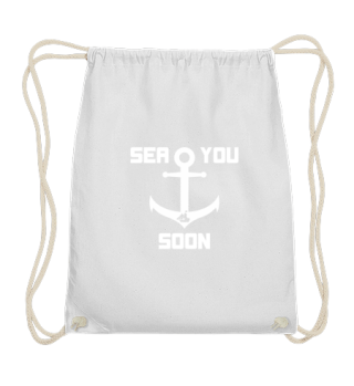 Sea you soon see you soon anker anchor