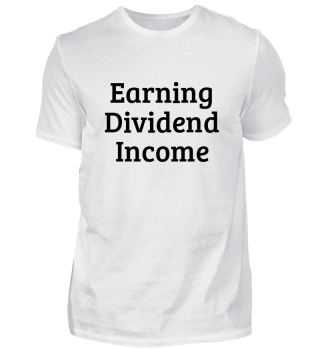 Earning Dividend Income | passiv Geld