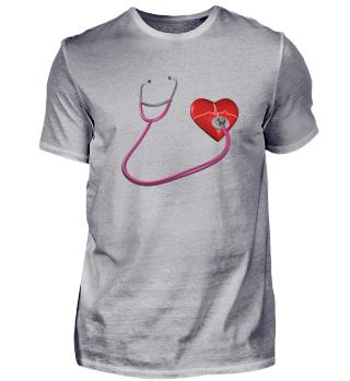 limitiertes Gesundheits Shirt