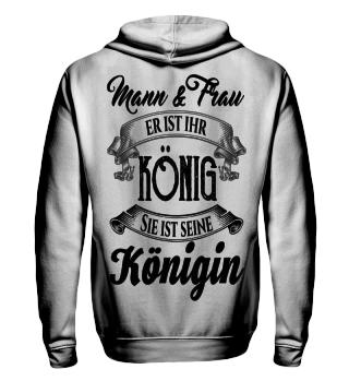#MANN & FRAU#KÖNIGIN & KÖNIG#