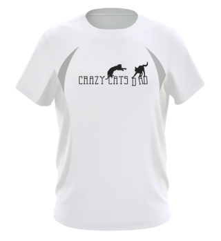 ★ Crazy Cats Dad - Fantasy Silhouette 1