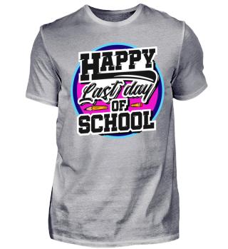 Happy Last Day Abi Abschluss Schule