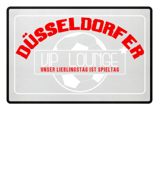 Fußmatte Düsseldorf VIP