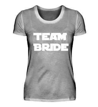 Team Bride - Junggesellenabschied