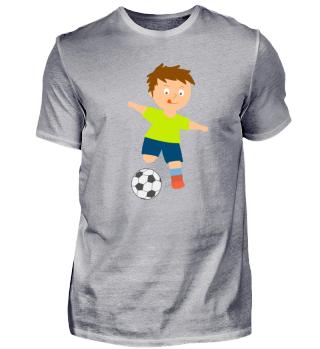 Süßer kleiner Fußballer! Tolles Geschenk