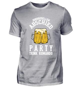 JGA Ehe Party Saufen Bräutigam Braut Geschenk