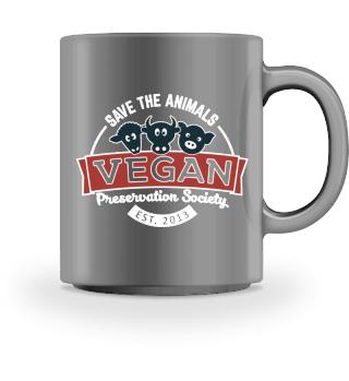 Save The Animals Vegan Preservation Gift