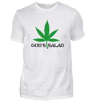 Marijuana- God's Salad