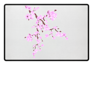 ♥ Cherry Blossom - Abstract Branch II