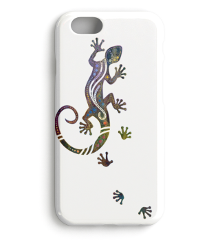 Ethnological Running Gecko I case