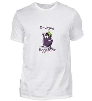 Grumpy Eggplant