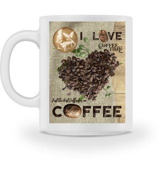 ♥ I LOVE COFFEE #1.15.2T