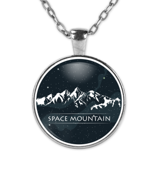 Hiking necklace