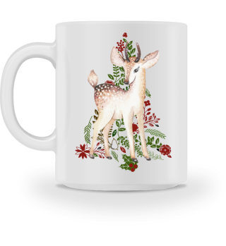♥ MERRY CHRISTMAS · DEER #2AT