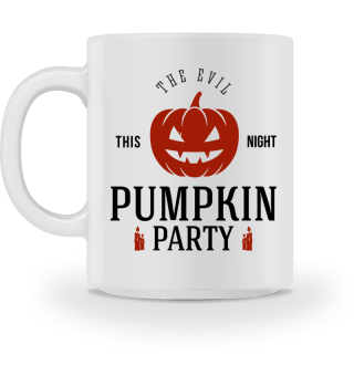 HALLOWEEN - PUMPKIN PARTY 1.1