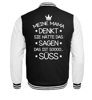 KINDER SHIRT - MAMA - SÜSS