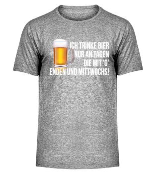 Bier schmeckt immer