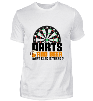 darts and beer gift