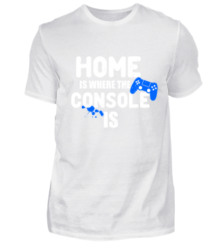 Home is where the console is