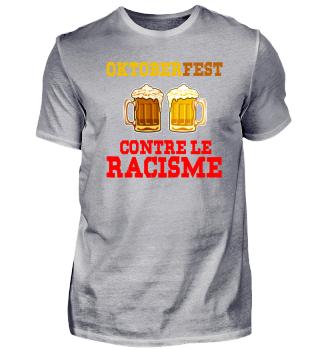Oktoberfest contre le racisme