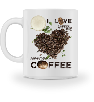 ♥ I LOVE COFFEE #1.31.1T