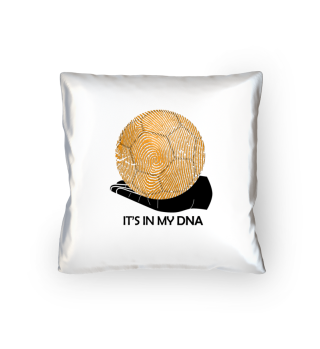 Handball Its in my DNA Gift
