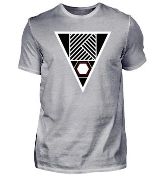 The triangle 8.7 black | present gift