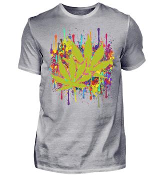 ★ Crazy Running Splashes - Marijuana 1