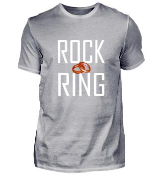 Rock vor dem Ring - JGA Shirt