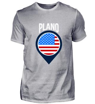 Plano City Pin Shirt