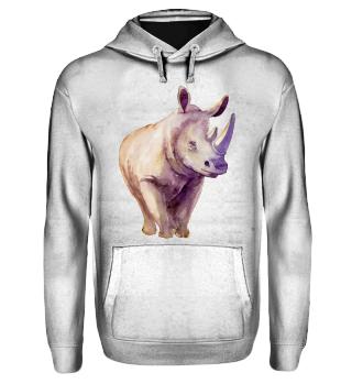 ☛ Nashorn · Rhinoceros