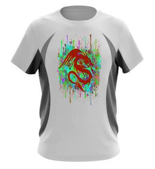 ★ Crazy Running Splashes - Dragon 2