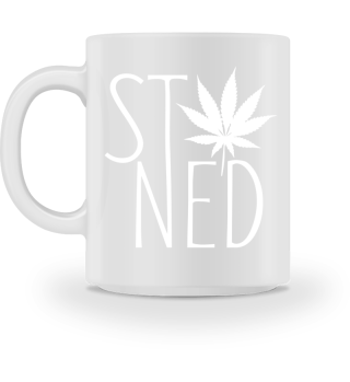 Stoned - what else - white