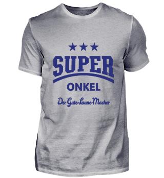 Super Onkel – Der Gute-Laune-Macher (Blue)