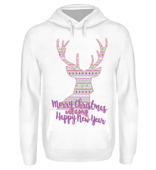★ Merry Christmas DEER pattern III