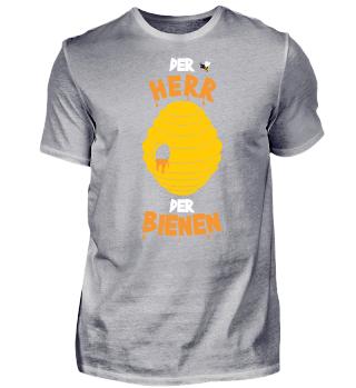 Lustiges Imker T-Shirt Geschenk