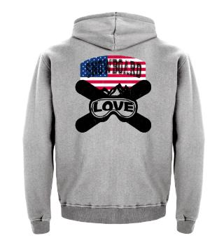 Snowboard Love USA