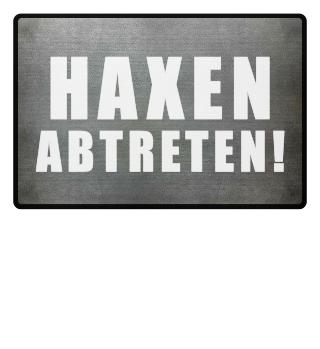 ★ HAXEN ABTRETEN #1WF
