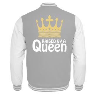 Raised by a Queen Tochter Jacke