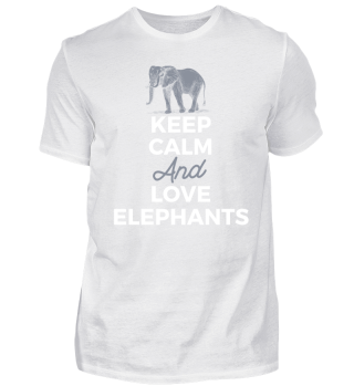 Funny Elephant Lover Elephants Zoo Ivory