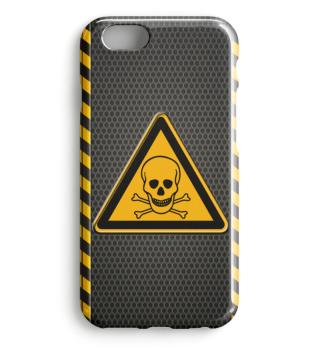 Warnung giftige Stoffe 0147