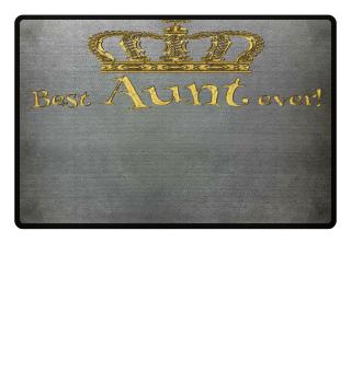 ♛ Royal Crown - Best Aunt Ever