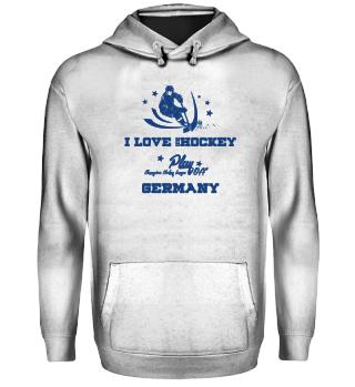 ☛ I LOVE ICE HOCKEY #2B