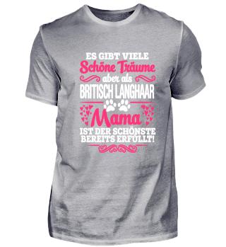 BRITISCH LANGHAAR - schöne Träume