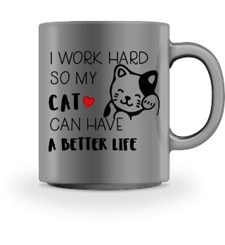 Mug Cat Cats Gift funny Love Animal