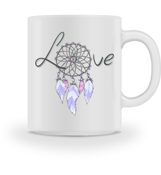 ♥ Love Native American Dreamcatcher 2